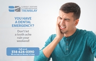 Dental Care Emergency - Get in touch quickly if an emergency is needed