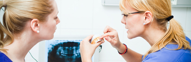 dental implants installation
